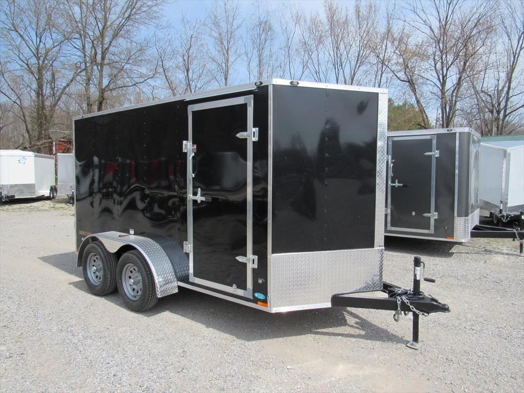 choosing the right trailer for the job enclosed trailer