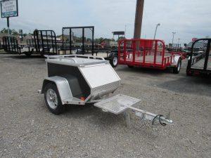 aluma behind-motorcycle trailer 1