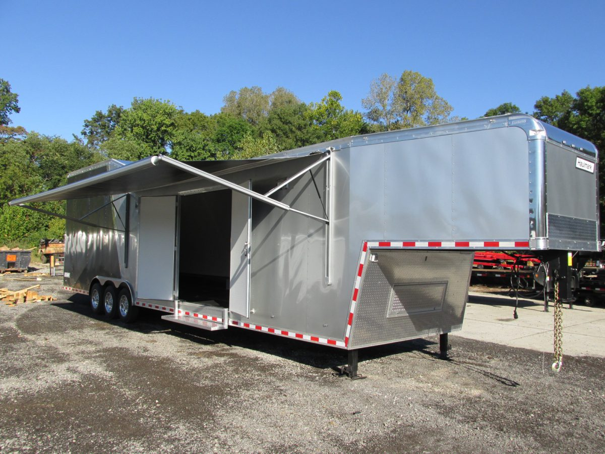 Custom Trailers for Every Need & Industry! Enclosed Trailers, Utility Trailers, Toy Haulers and More!