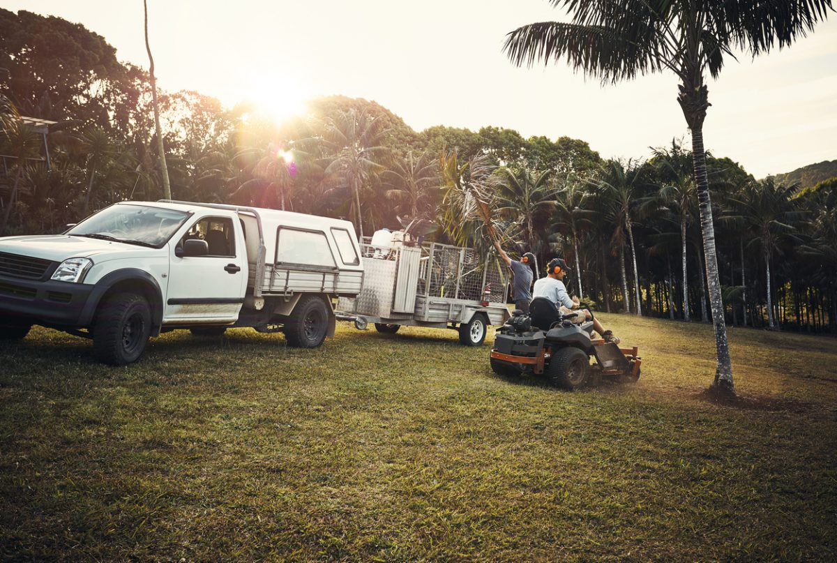 What Trailer Should I Buy For My Landscaping Business?