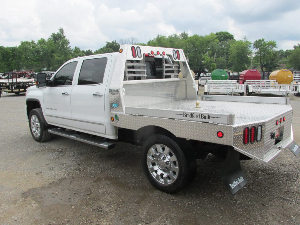 Converting Your Truck to a Heavy Duty Work Truck