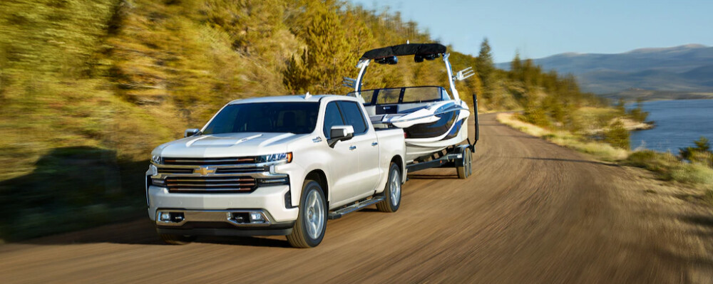 best cars for towing Chevy Silverado 1500
