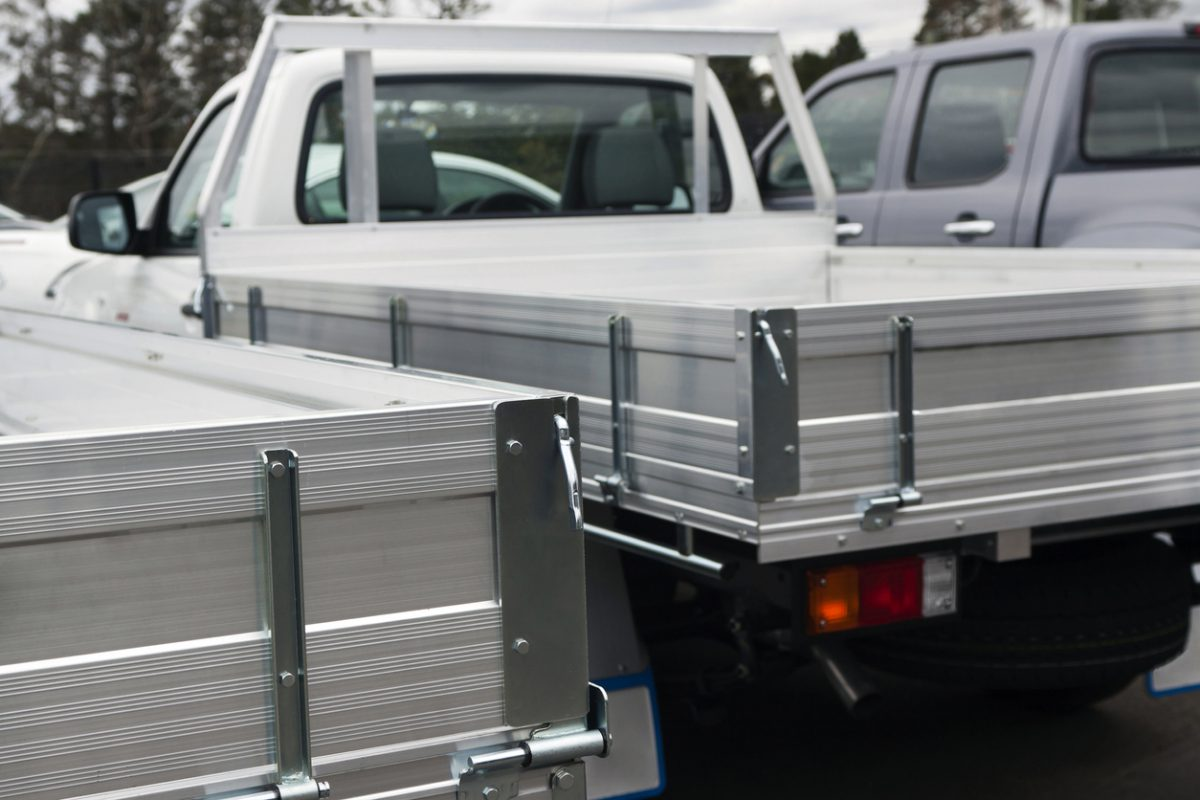 How Service Body Truck Beds Make Your Job Easier