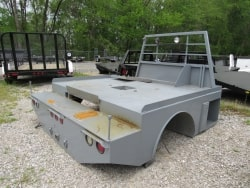 2000 HOMEMADE WELDER BED - #10454