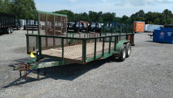 2006 TRAILER EXPRESS UE8318 - #US85364