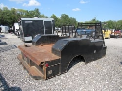 2007 HOMEMADE WELDER BED - #11114