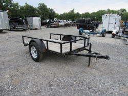 2011 JERRY JAMES U5X8TILT - #US00041