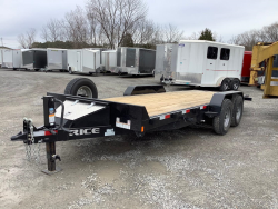2018 RICE TRAILERS BT207-20X82 - #US21904