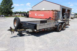 2011 RICE TRAILERS F18TA5 - #US45355