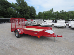 2016 RICE TRAILERS SST7612DT - #RT12718