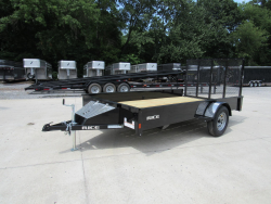 2016 RICE TRAILERS SST7612