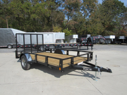 2016 RICE TRAILERS RS7612