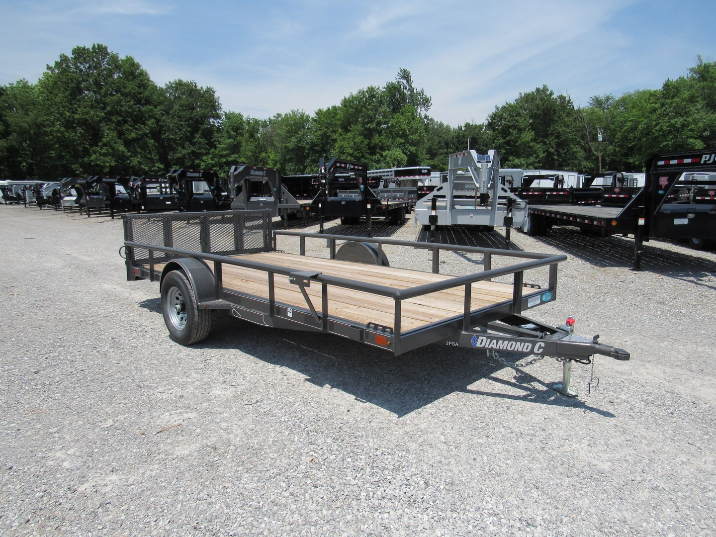 Trailers For Rent In Southern Illinois Country Blacksmith Trailers