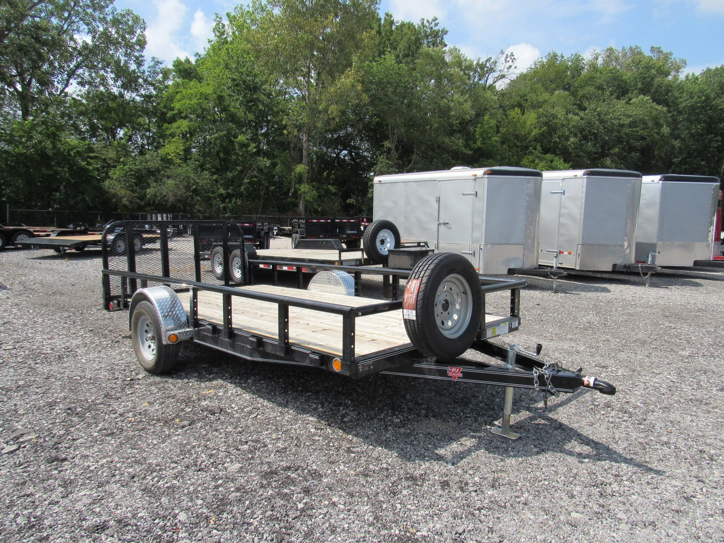Trailers for Rent in Southern Illinois - Country Blacksmith